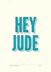 7138134029 9e3a1690b4 m Hey Jude   Illustrated lyrics by 719