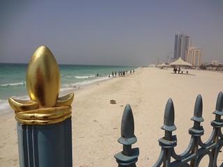 Praia de Ajman