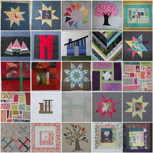 VQB blogiversary mosaic
