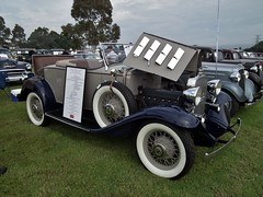 1932 Chevrolet BA Confederate Deluxe sport roadster