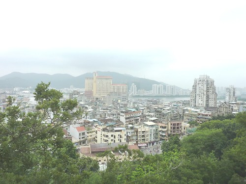 C-Macao - Vieille Ville-Forteresse et Musee (6)