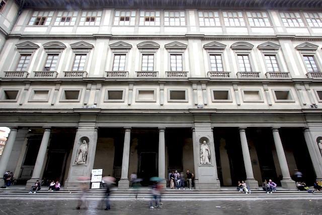 Uffizi Gallery1