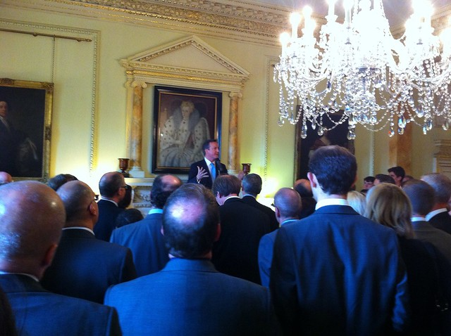 Prime Minister addresses the Big Society Award Winners