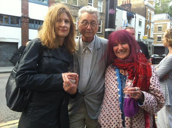 Midsummer'e eve party to celebrate publication of Mr Freedom - Tommy Roberts: British Design Hero at Two Columbia Road.