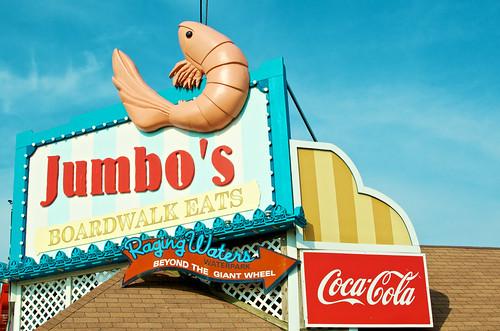 Jumbo's.