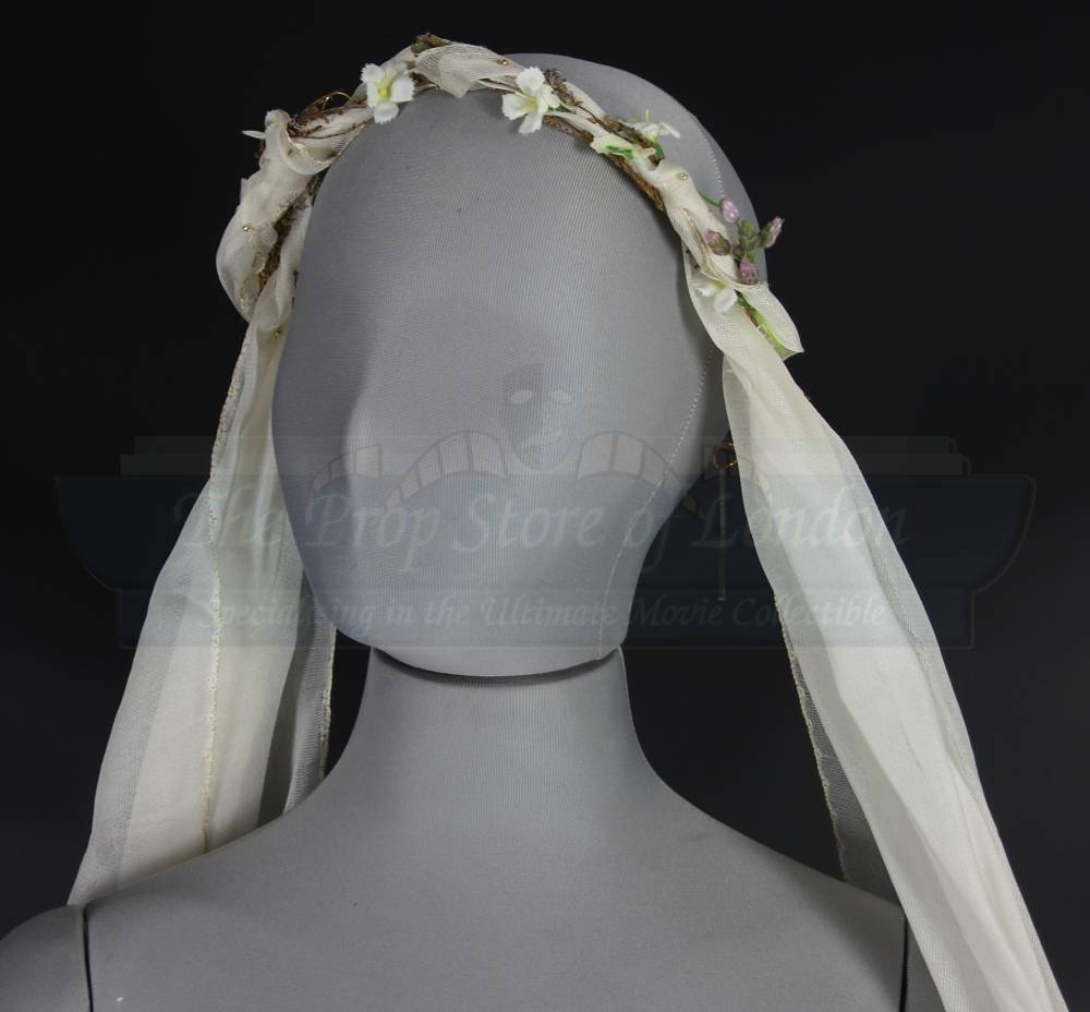 """King Arthur"" Costume: Wedding Veil"
