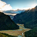 Routeburn Track in Mt Aspiring & Fiordland National Parks, New Zealand