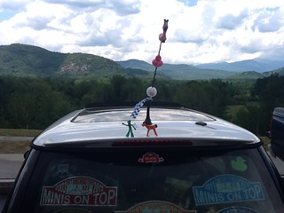 Pokey & Gumby  go to the mountain