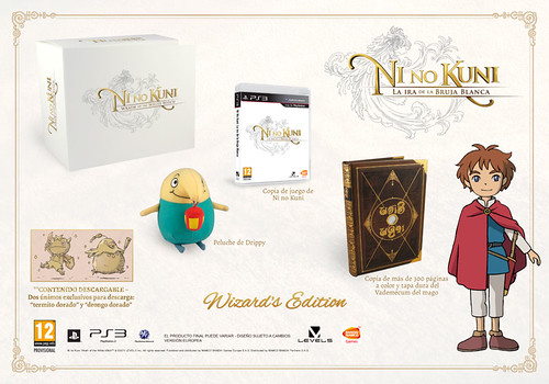 Ni No Kuni: Special Edition To Get More Stuff As Pre-Orders Rise