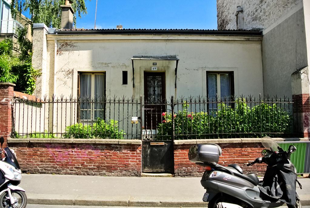Rue Hippolyte Maindron