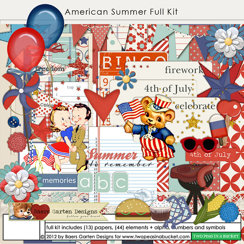 American Summer Full Kit