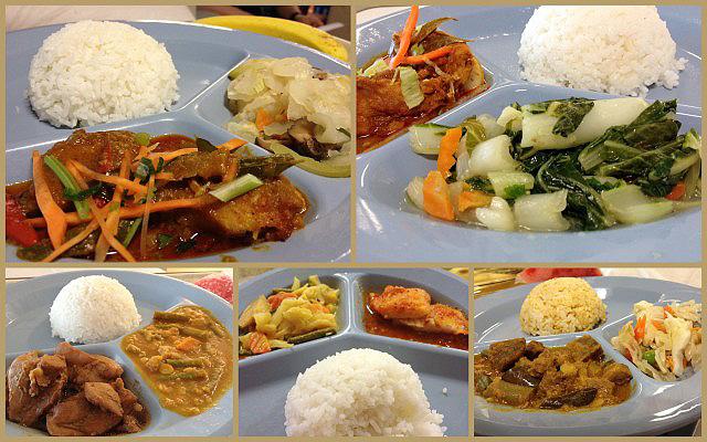 Muslim diet at CGH