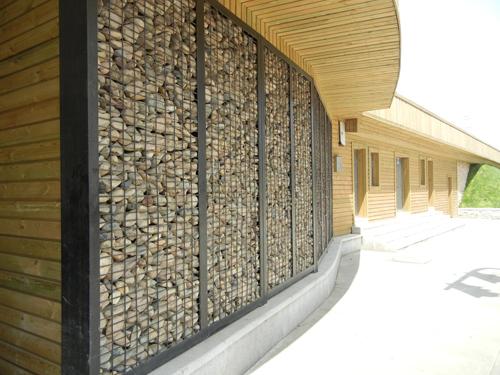 Pebble Park Wall, Shenyang _ 8946