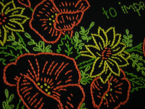 "Summer of Vintage Stitchy Love ""Summer Theme"""