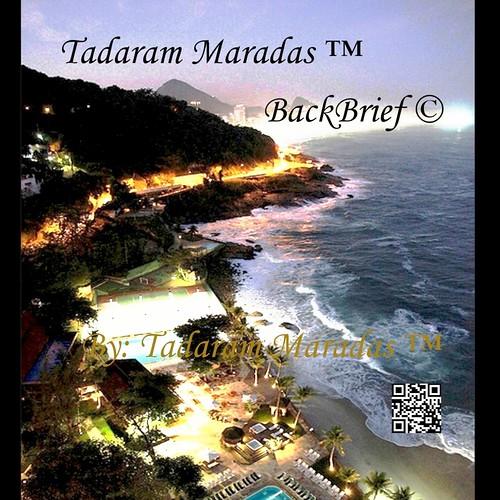 Tadaram Maradas (TM)  BackBrief (C) by Tadaram Alasadro Maradas