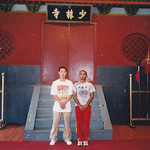 Shaolin Kung Fu Training Year 2001 at Shaolin Temple China