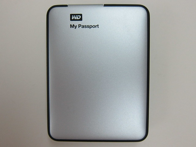 Western Digital My Passport 2012 (1TB) - My Passport Front