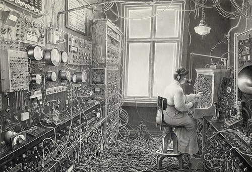 Laurie Lipton, Communication, 2009