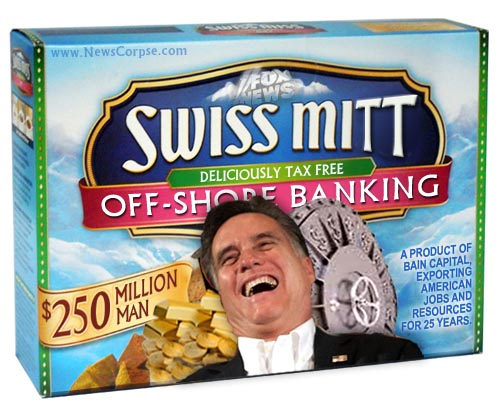 Swiss Mitt Romney