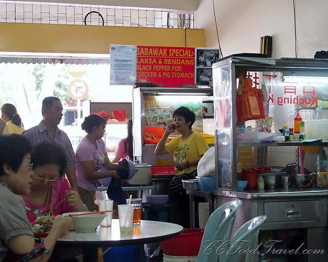 Bangsar Lucky Garden Sarawak Noodles