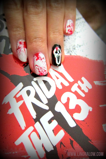 friday The 13th Nails
