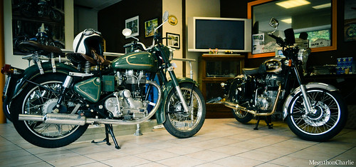 Tendance Roadster - Royal Enfield Garage