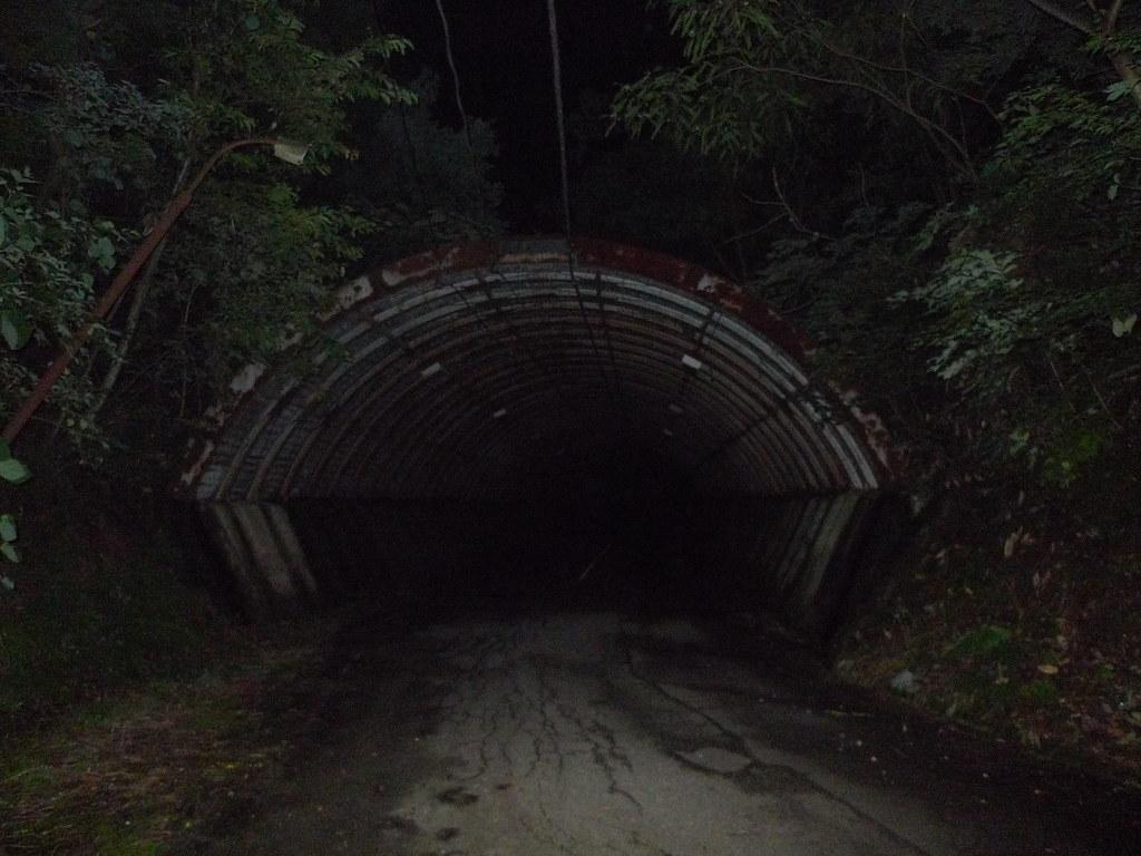 旧道暮見トンネル