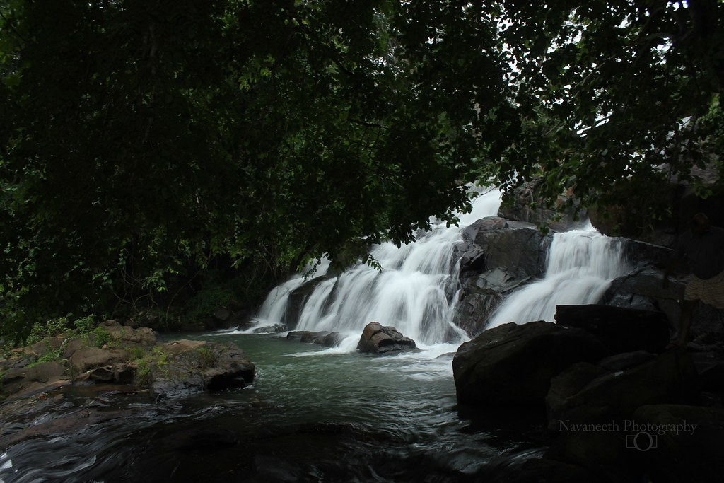 Aruvikuzhy Waterfall