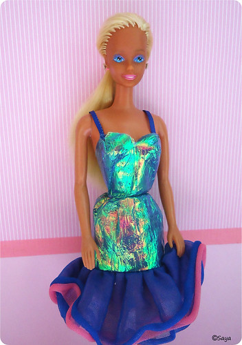 Mi primera Barbie by tatadelacasa