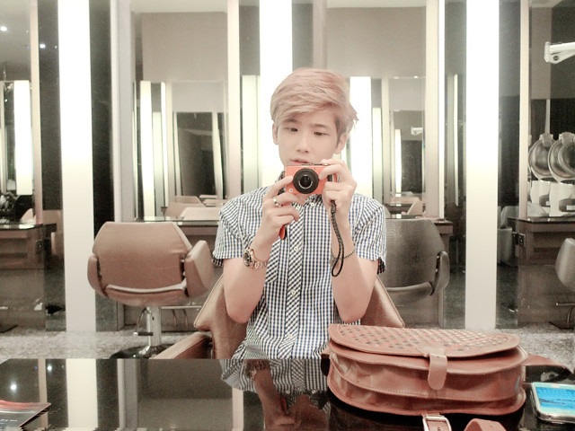 typicalben camwhore at action hair salon 1