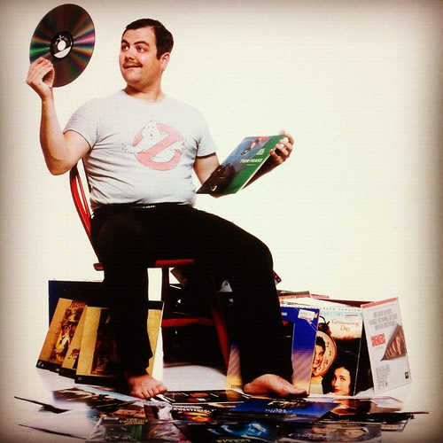 Paul's Laserdisc Collection (sample image)