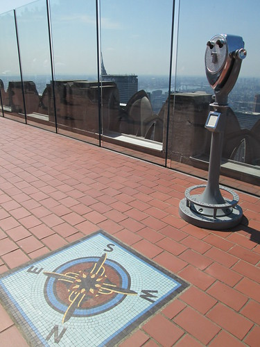 Top of the Rock, Rockefeller Center. NYC, Nueva York