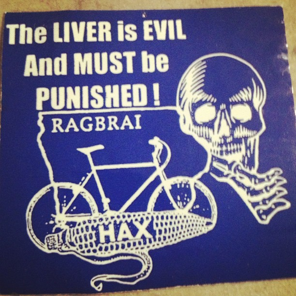 """""""The liver is evil..."""""""