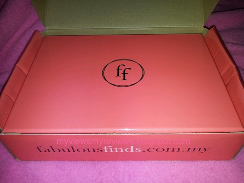 fabulous finds - a box inside a box