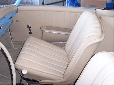 Auto Upholstery Gallery