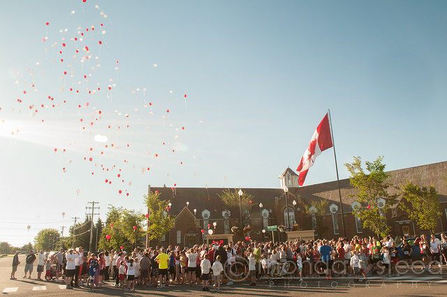 Our Year in Photos: Canada Day