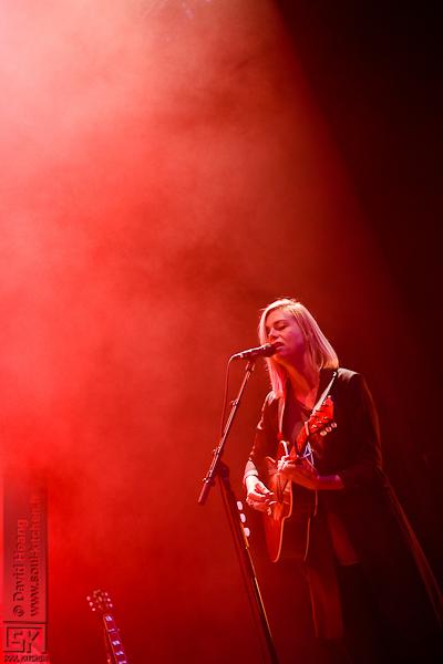 Anna Ternheim @ Nuits de Fourvière 2012