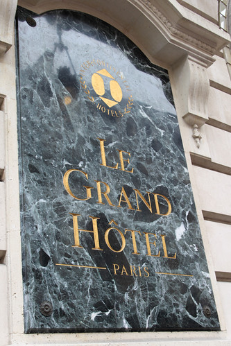 Le Grand Hôtel Paris