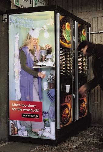 sự thật về máy tự động hóa actech máy bán cafe