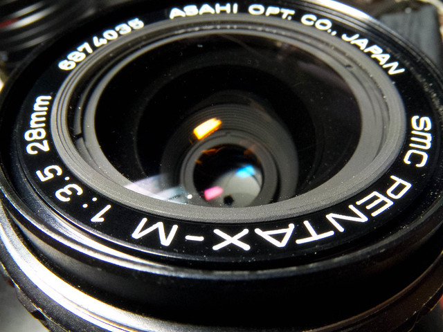 Pentax Q 03 Fish-Eye Sample