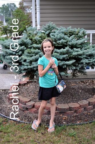 Rachel 3rd Grade
