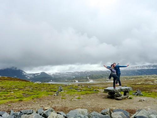 Fjorden (NO) - Valdresflye - Båtskaret Nord