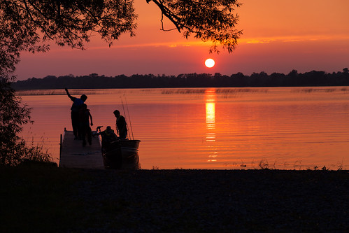 sunset summer ontario canada reflection beautiful silhouette twilight fishing dock shadows naturallight romance canoe wellington recreation fullframe bodiesofwater goldenhour pleasantbay deepcolor canonef24105mmf4lis alienskinexposure deepdepthoffield activelifestyle canoneos5dmkii huycksbaycampandconferencecentre thousandwordimages dustinabbott
