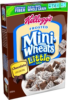 chocolate mini wheats