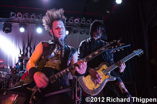 Static-X - 08-02-12 - The Fillmore Charlotte, Charlotte, NC
