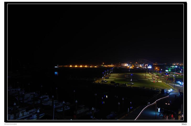 竹圍漁港360旋轉餐廳