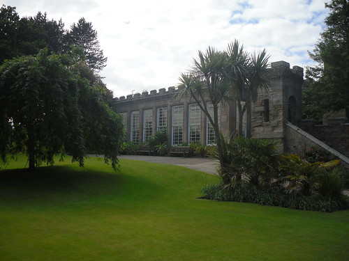 Building in Garden of Culzean Castle