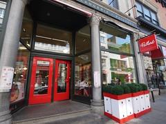 月, 2012-07-30 11:12 - ケベック旧市街城内 Vieux-Québec Haute-Ville