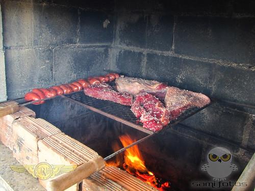 Churrasco no CAAB- 11/08/2012 7762406792_404485496c