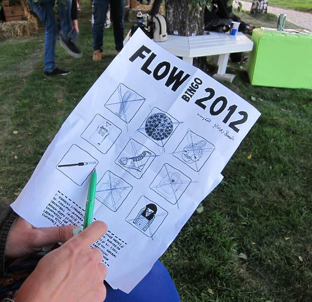 flow lö bingo